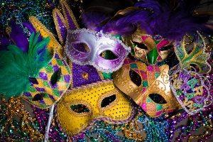 Universal Studios Mardi Gras events